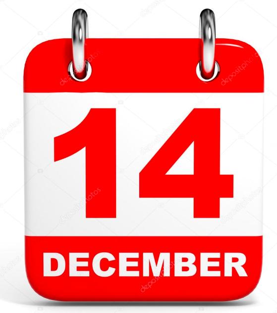 14 dicembre 2019